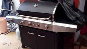 Huge Family Size Gas Barbecue & Extras Gladesville Ryde Area Preview