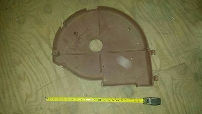 Walker Turner 14 Bandsaw Lower Cover B Note Crack In Cover