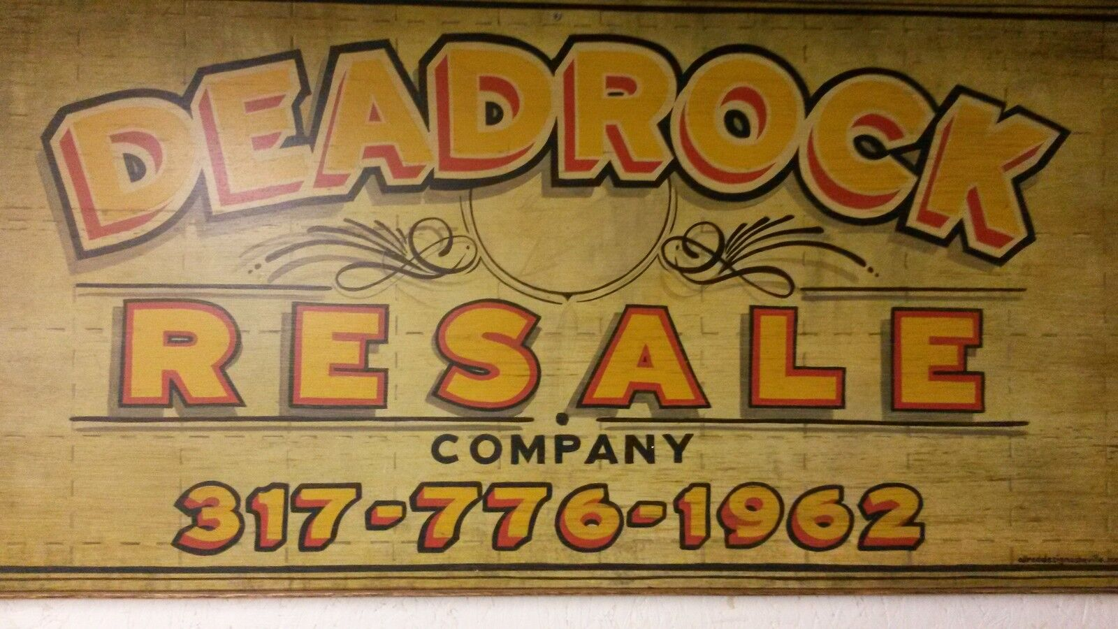 Dead Rock Cafe Resale
