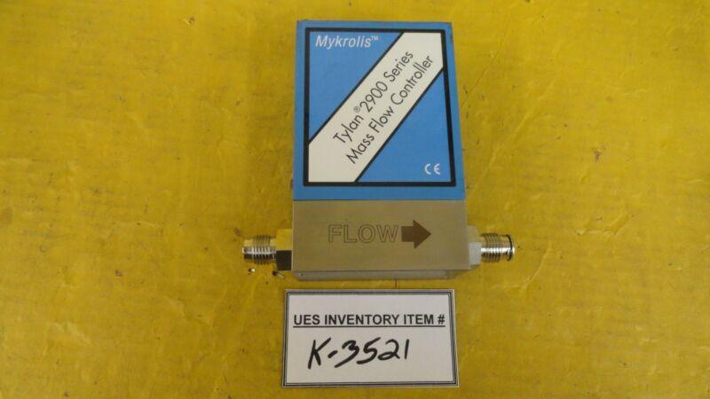 Mykrolis FC-2900V Mass Flow Controller 5 SCCM CO2 Used