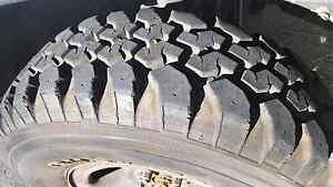"""Mud Tyres 31"""" x 10.5R LT - for sale/swap Jeep Wrangler TJ '97-'06 Darlinghurst Inner Sydney Preview"""