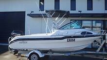 REFLEX CHIANTI 485 WITH 75HP MERCURY 4-STROKE - JUST TRADED!! Wangara Wanneroo Area Preview