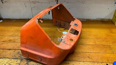 Rear Hood Cover - Kubota B1750e 66416-55113  Tl