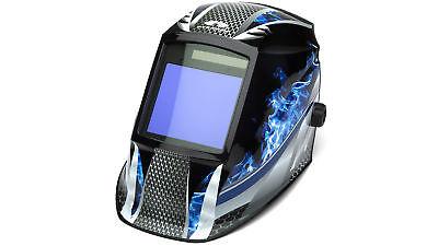 NEW PYRAMEX SAFETY WHAM3030FM Autodark Welding Helmet- Manua
