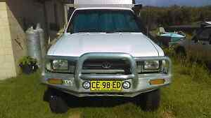TOYOTA HILUX LN 106 DIESEL MUST SELL Arrawarra Coffs Harbour Area Preview