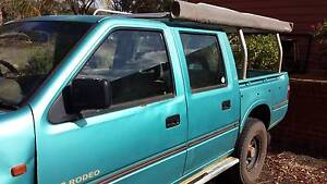 1997 Holden Rodeo Ute Toodyay Toodyay Area Preview
