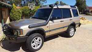 2004 Land Rover Discovery Series 2 TD5 Ballajura Swan Area Preview