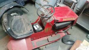 Cox stockman ride on mower 11,5 Horsepower Bundall Gold Coast City Preview