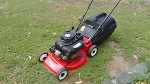 Victa Pace 4HP, 4 stroke mower with catcher and warranty Sunbury Hume Area Preview