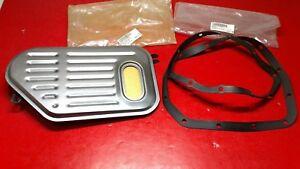 BMW Automatic Transmission Filter+Gasket Kit E46 E39 Z4 FEBI/BISLTEIN+ELRING