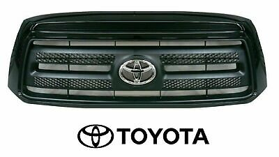 Toyota Tundra 07-13 Rock Warrior Painted Black 202 Grille With Brackets