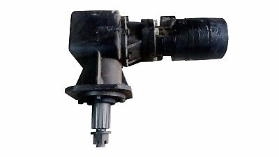Extreme Bush Hog Replacement Hydraulic Motor Gearbox New Direct Drive