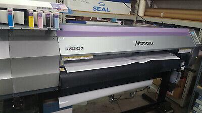 Mimaki Jv33-130 Large Format Solvent Printer