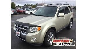 Ford Escape 4WD Limited 2011