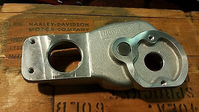 Harley Ironhead Sportster Starter Housing 67-80 XLH NOS Electric Start Rare AMF
