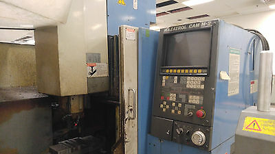 Mazak Vqc-1540 Vertical Machining Centers