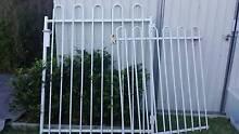 Painted Metal Gates Meadow Springs Mandurah Area Preview