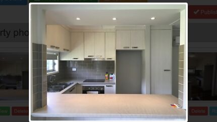 Fully renovated 3 bedroom duplex with yard maintenance included