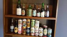 Assorted old beer bottles and cans George Town George Town Area Preview