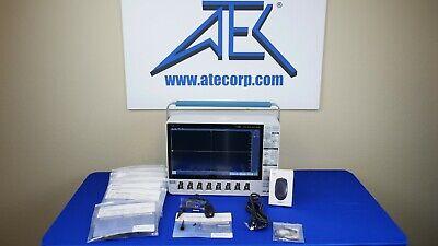 Tektronix Mso58 2 Ghz 8 Ch Mixed Signal Oscilloscope 6.25gss 62.5mpts 225ps