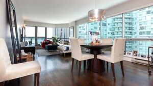 For Rent - Spacious 2 br 2 bath lakefront Condo in 10 Yonge St.