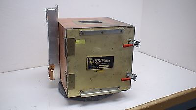 Lindgren Rf Enclosures-- Model Tt With Ec-2005-1c Emirf Filter 150khz-10ghz