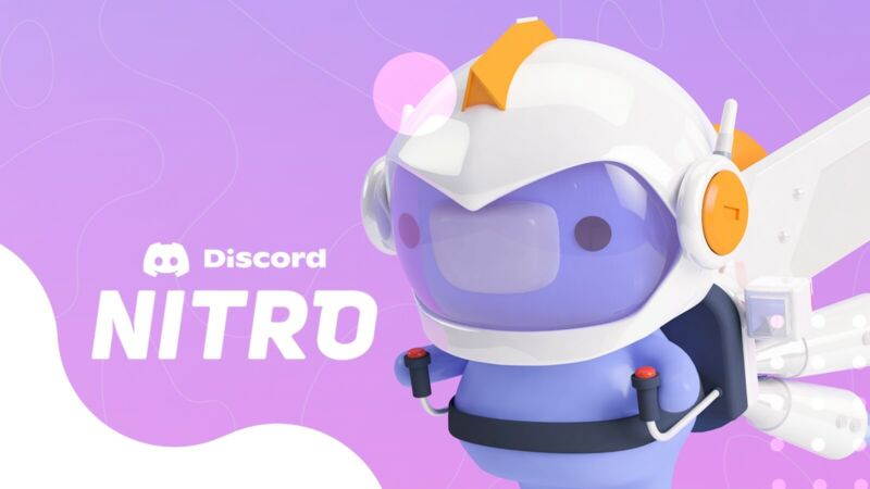Discord Nitro 3 Months With 2 Server Boosts Instant Delivery! READ DESCRIPTION!