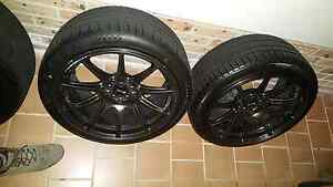 XXR rims 18 x 8.75 Oak Flats Shellharbour Area Preview