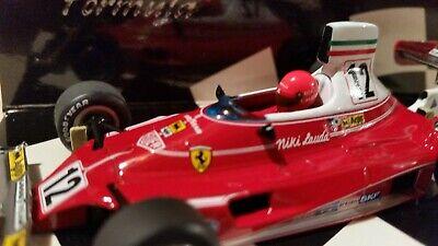 MINICHAMPS Ferrari 312T Niki Lauda #12 1975 Formula 1 1/43