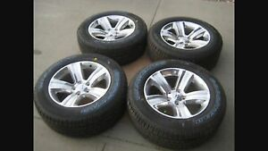 """Looking to trade new Ram 20"""" sport alloys"""