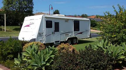2007 Jayco Sterling slide out - Excellent buying $31,900 ono