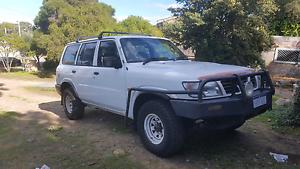 1999 Nissan patrol manual gu dx 4.2 diesel Innaloo Stirling Area Preview