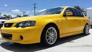 2005 Ford XR6 Sedan...SOLD AS IS.  NO REGO.. NO RWC Archerfield Brisbane South West Preview