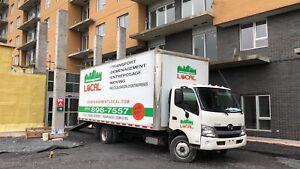 Recherche employé déménageur