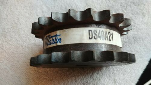 Martin DS40A24 Double Roller Chain Sprocket