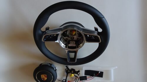 991.2 Pdk Multi Function New Style Steering Wheel & A-b Fit With Module 991.1 Mf