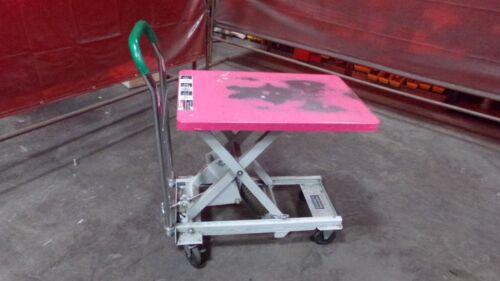 Dandy Scissor Lift Cart Table 330 Lb. Capacity