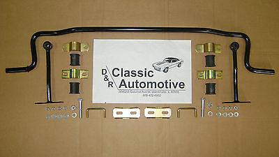 "Sway Bar Rear w/ Install Kit 7/8"" 70-81 Camaro Firebird **In Stock!** Trans Am"