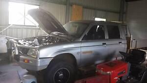 2004 Mitsubishi Triton Ute Childers Bundaberg Surrounds Preview
