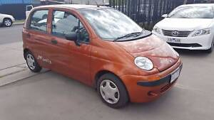 2000 Daewoo Matiz Hatchback ONLY 46,000KMS Williamstown North Hobsons Bay Area Preview