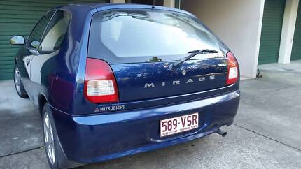 Great little 2002 Mitsubishi Mirage Hatchback Coorparoo Brisbane South East Preview
