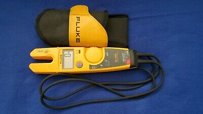 Fluke T5-1000 Voltage Continuity And Current Clamp Tester Soft Case Holster