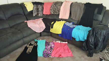 Summer Clothes Size S or M Maitland Maitland Area Preview