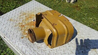 John Deere Tractor Model 40-420-430-435-1010 Used Pto Shield Pn At 2065t