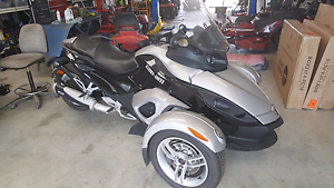 Can-Am Spyder Rotax 990 Veresdale Ipswich South Preview