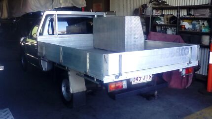 Ford courier turbo diesel  Mount Sheridan Cairns City Preview