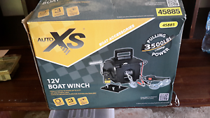Boating equipment Winch Balcolyn Lake Macquarie Area Preview