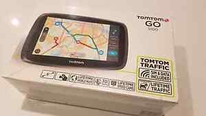Brand new unopened TomTom Go 5100 Rhodes Canada Bay Area Preview