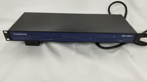Dataprobe iBootBar IBB-N15 Single NEMA 15 Amp Linecord, 8 NEMA Outlets
