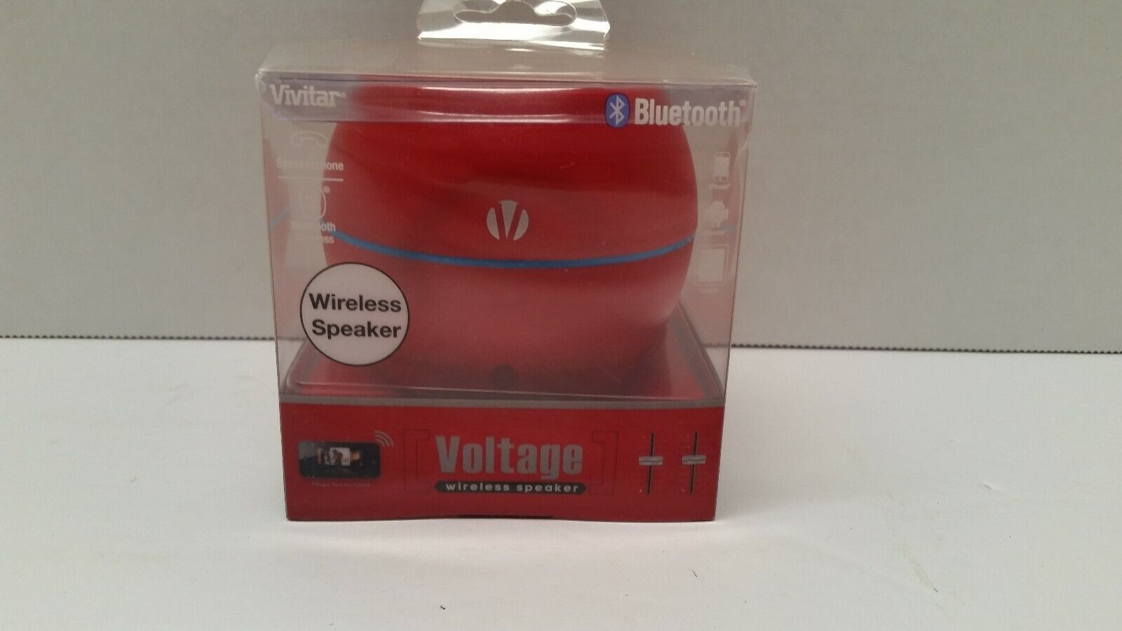 vivtiar voltage wireless bluetooth speaker with usb
